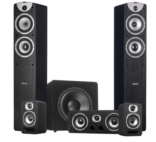 xtz cinema serien 5.1 sub 3x12 högtalarpaket med subwoofer som ... 692979f0d7dfd
