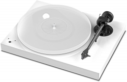 Pro-Ject X1 skivspelare med Pick It S2-pickup, vit