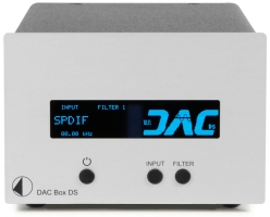 Pro-Ject DAC Box DS, silver