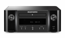 Marantz MCR-412 CD-receiver, svart