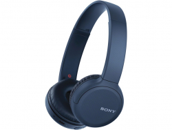 Sony WH-CH510 on-ear hörlur med Bluetooth, Blå