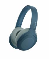 Sony WH-H910N over-ear med brusreducering, blå