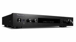 Pioneer SX-S30DAB receiver med HDMI, svart