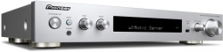 Pioneer SX-S30DAB receiver med HDMI, silver