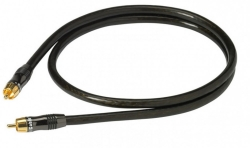 Real Cable E-Sub, subwooferkabel 2 meter