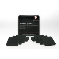 Valhalla Technology VT-Feet 5, 8-pack dämpfötter