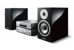 Yamaha MusicCast MCR-N870D stereopaket, silver