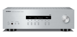 Yamaha R-S202D - Silver (Stereoreceiver)