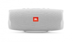 JBL Charge 4 portabel Bluetooth-högtalare, vit