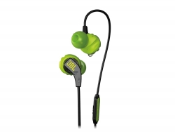 JBL Endurance Run, in-ear sporthörlurar, lime