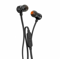 JBL T290 in-ear hörlur, svart