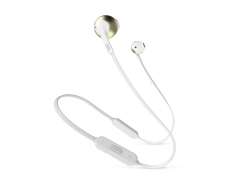 JBL Tune 205BT, in-ear hörlurar med Bluetooth, guld