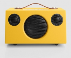Audio Pro Addon C3 aktiv högtalare med nätverk, Limited Edition Yellow