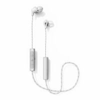 Klipsch T5 Sport, in-ear hörlurar med Bluetooth vita