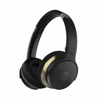 Audio Technica ATH-AR3BT On-Ear med Bluetooth, svart