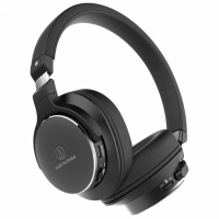 Audio Technica ATH-SR5BT, on-ear hörlur med Bluetooth svart