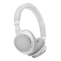 Audio Technica ATH-SR5BT, on-ear hörlur med Bluetooth vit