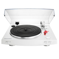 Audio Technica AT-LP3 skivspelare med AT91-pickup, vit