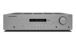 Cambridge Audio AXR100 stereoreceiver med Bluetooth, FM-radio & DAC