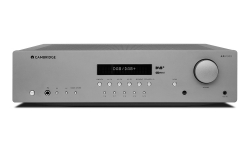 Cambridge Audio AXR100D stereoreceiver med Bluetooth, DAB-radio & DAC