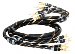 Vincent High End Speaker Cable, single-wire stereo