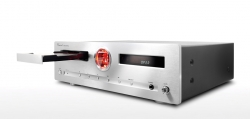 Vincent CD-S7DAC, CD-spelare med DAC, silver