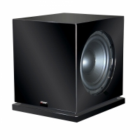 Advance Acoustic Kubik Sub-200 aktiv subwoofer, pianosvart