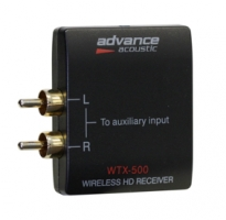 Advance Acoustic WTX-500, Bluetooth-mottagare