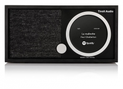 Tivoli Audio Model One Digital, Svart