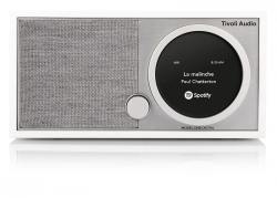 Tivoli Audio Model One Digital med Wifi & FM-radio, vit