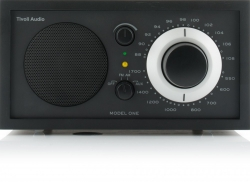Tivoli Audio Model One, FM-radio svart/svart