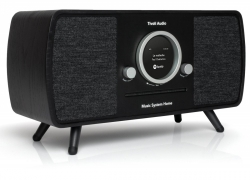 Tivoli Audio Music System Home, Svart