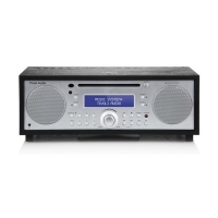 Tivoli Audio Music System+, Svart