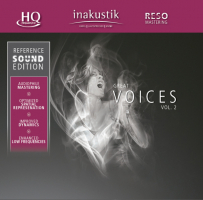 Inakustik Great Voices vol.II HQCD