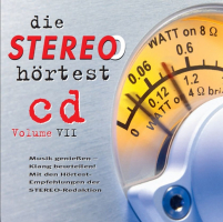 Inakustik Stereo Hörtest vol.7 CD