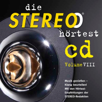 Inakustik Stereo Hörtest vol.8 CD