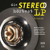 Inakustik Stereo Hörtest vol.II, 180 grams LP