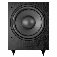 Dynavoice Magic MW12 subwoofer, svart