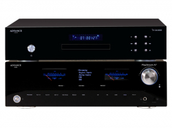 Advance Acoustic Playstream A7 & X-CD1000, stereopaket