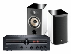 Magnat MR780 & Focal Aria 906 pianovita, stereopaket