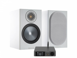 Dynavoice CA802BT & Monitor Audio Bronze 50 6G Vita