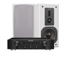 Marantz PM6006 & Dynavoice Definition DM-6 Vita, stereopaket