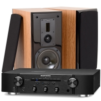 Marantz PM6006 & Dynavoice Definition DM-6 Ek, stereopaket