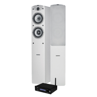 System One A-50BT & Dynavoice Magic F-5 EX v3, vitt par