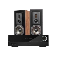 Harman Kardon HK3700 & Dynavoice Definition DX-5, ek par