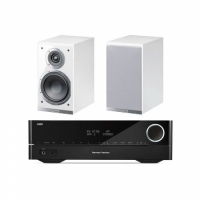 Harman Kardon HK3700 & Magnat Shadow 203, vitt par
