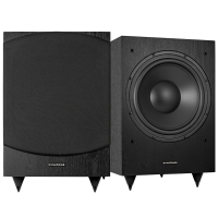 Dynavoice Magic MW10 subwoofer, svart 2-pack
