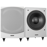 Dynavoice Magic MW10 subwoofer, vitt 2-pack