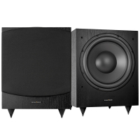 Dynavoice Magic MW12 subwoofer, svart 2-pack