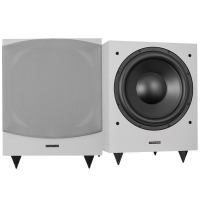 Dynavoice Magic MW12 subwoofer, vitt 2-pack